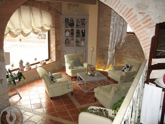 Sa Calma Hotel : hotel sitting room