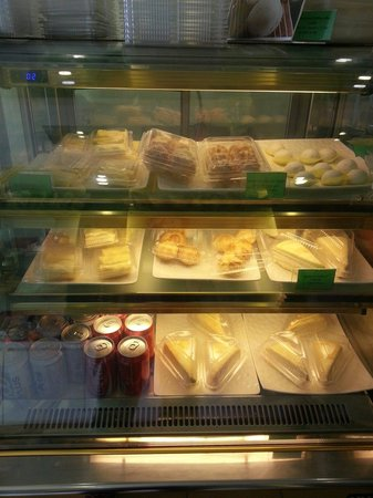 Durian Cottage : Sone of their cold items