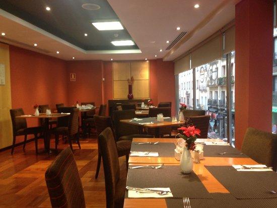Hotel Exe El Coloso : Comedor