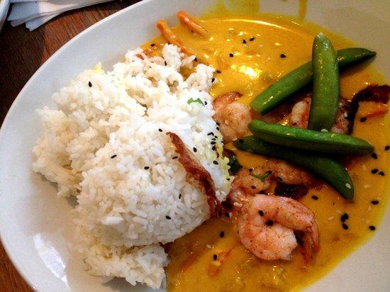 Dean & David: Shrimp Curry