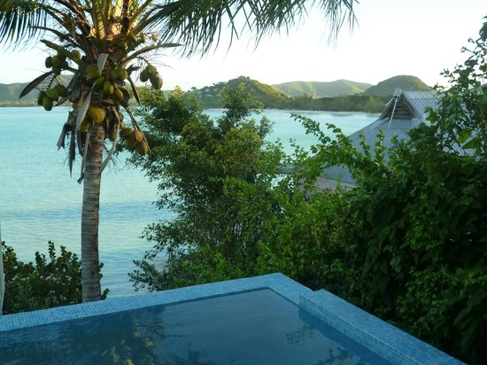 Cocobay Resort : View on awaking.