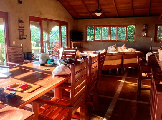 Finca Las Nubes: Plenty of Space