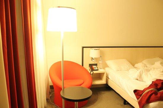 Park Inn by Radisson Brussels Midi : Room View