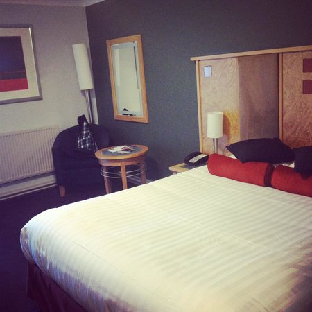 Ettington Chase Hotel : Standard double room
