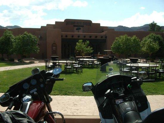 Gateway Colorado Automobile Museum: The magnificent location