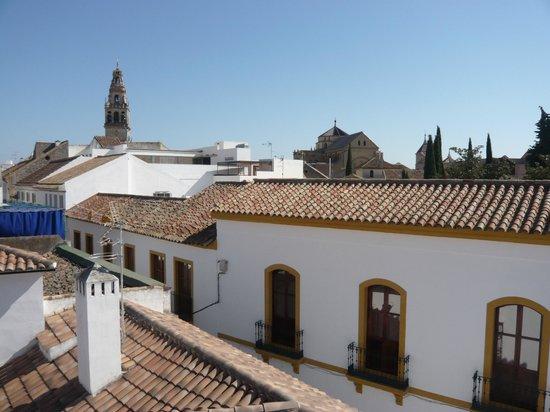 Las Casas de la Judería: メスキータの塔