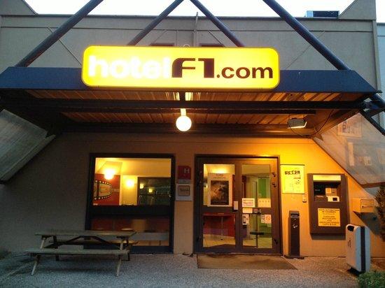 hotelF1 Remiremont Saint Nabord