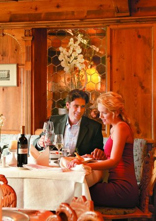 Hotel Edelweiss & Gurgl a la carte Restaurant: à la carte Restaurant