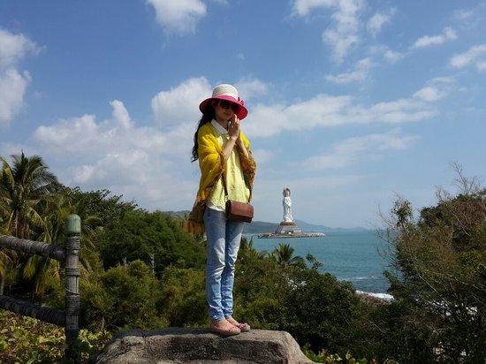 Nanshan Temple : 南海另一面