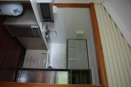 Cable Beach Club Resort & Spa: Kitchen - Pearlers Bungalow