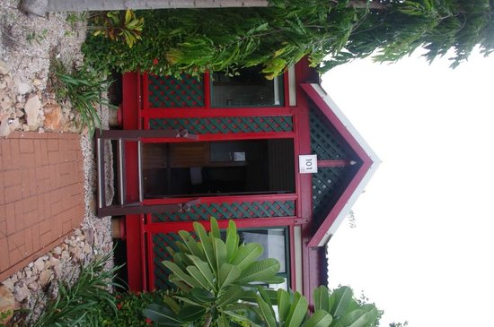 Cable Beach Club Resort & Spa: Pearlers Bungalow
