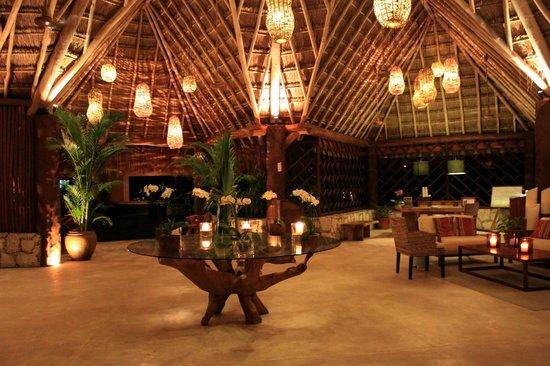 Mahekal Beach Resort: Rezeption
