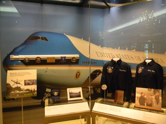 GWB Library 1 Picture of The George W Bush Presidential Library