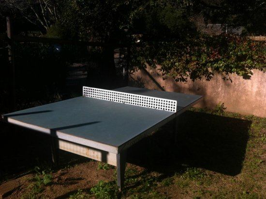 Camping Les Ilots d'Or: ping pong