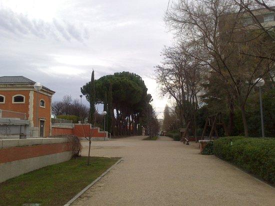 Parque Canal de Isabel II Madrid