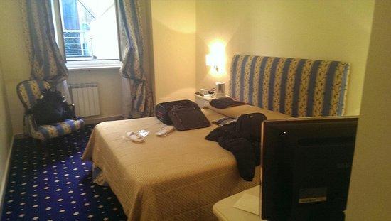 Hotel Napoleon: Standard room