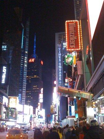 Crowne Plaza Times Square Manhattan: ingresso hotel