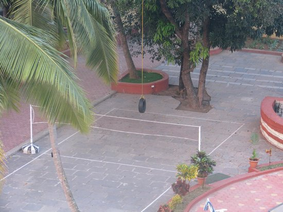 Sterling Karwar: Badminton,Vollyball ground