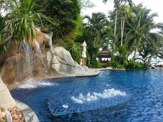 Muang Samui Spa Resort: Piscine