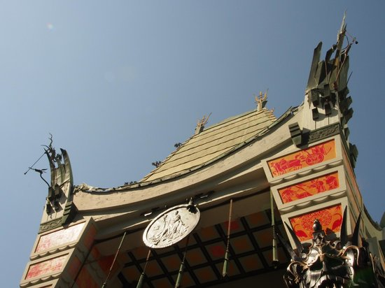 TCL Chinese Theatres: TCL CHINESE THEATRE!