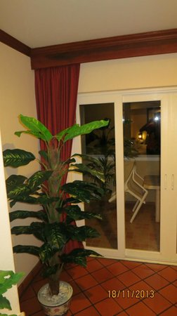 Pacific Club Resort: matsal