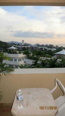 Pacific Club Resort : underbar utsikt!