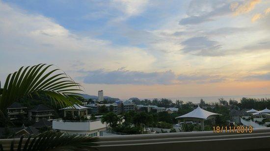 Pacific Club Resort : fantastisk utsikt!
