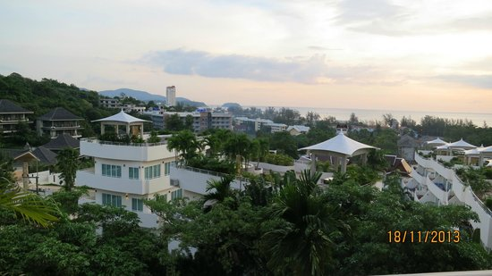 Pacific Club Resort : utsikt deluxe