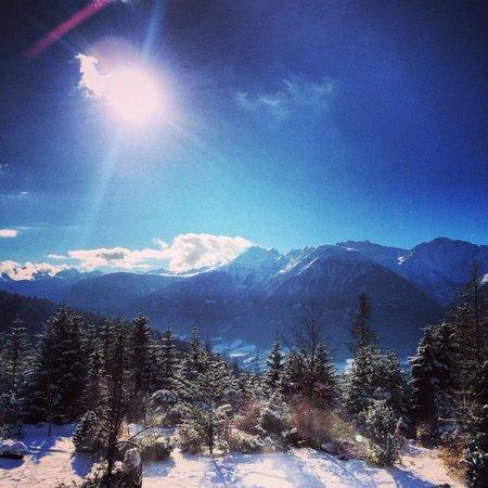 Interalpen-Hotel Tyrol: View