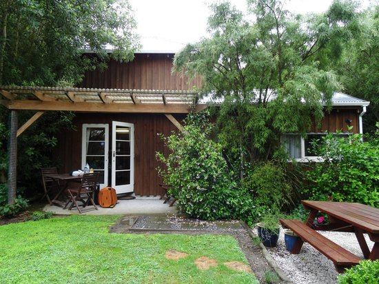 Dylans Country Cottages: Kowhai cottage