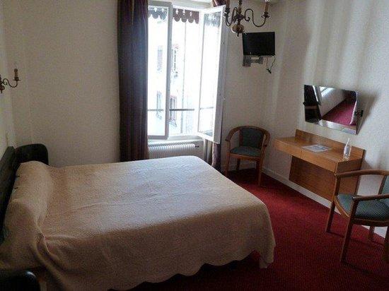 Hôtel du Helder : Guest room