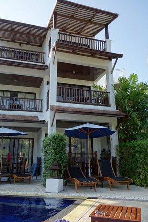 Sunwing Kamala Beach: 3階建の客室
