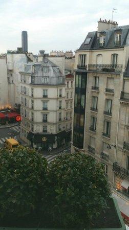 Hotel Relais Saint-Germain: 60号室(Casanova)からの眺め