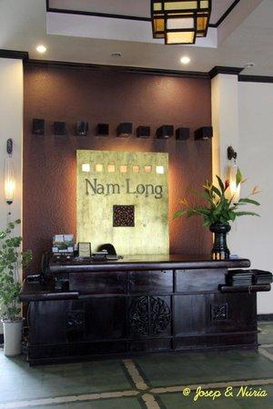 Nam Long: Recepción del restaurante