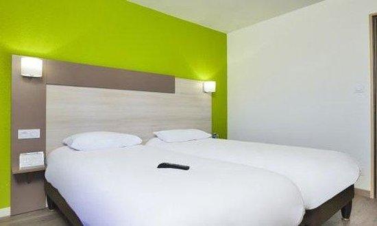 Kyriad Dijon - Longvic : Twin Room