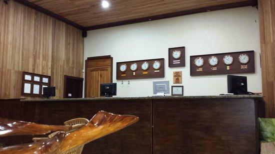 Los Lagos Hotel Spa & Resort: Hotel lobby