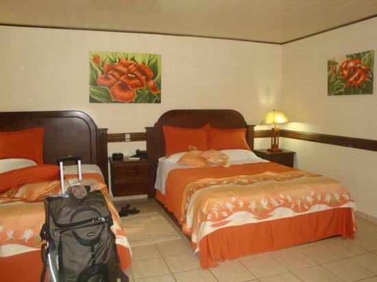Los Lagos Hotel Spa & Resort: our room