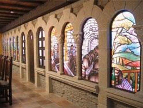 Casa Marieta: Una imatge de la decoració de La Carbonera