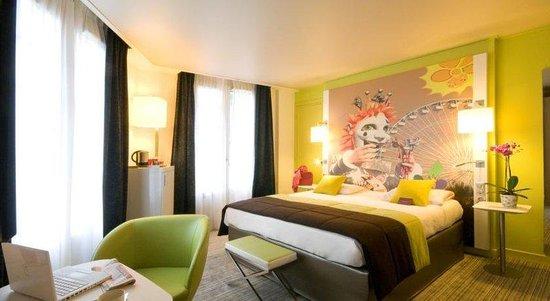 Mercure Nice Centre Grimaldi : Guest Room Mercure Grimaldi
