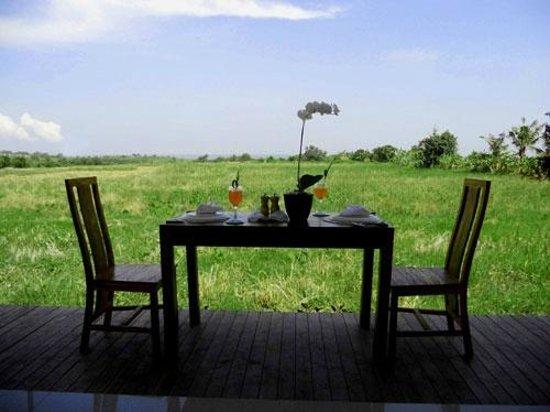 D'Sawah Villas: Lounge