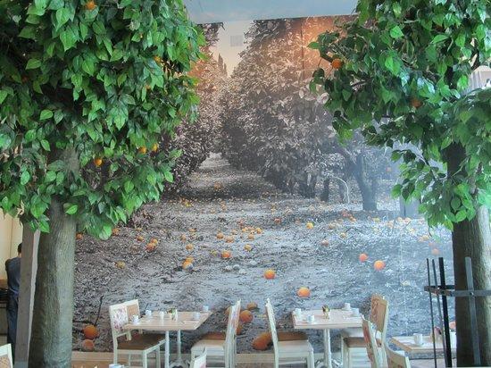 Herods Tel Aviv: Restaurant