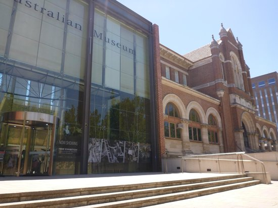 Western Australian Museum - Perth : 正面