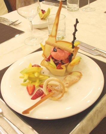 Lunariccione Hotel: Alcune proposte del nostro Chef