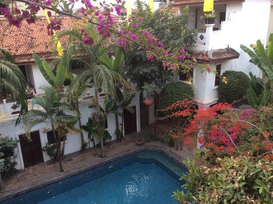 Rambutan Resort - Siem Reap: View From Top Floor Room