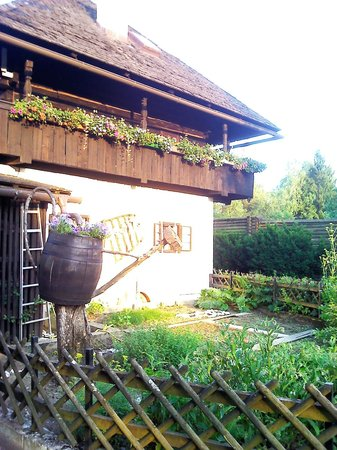 Naturel Hoteldorf Seeleitn: Ресепшн
