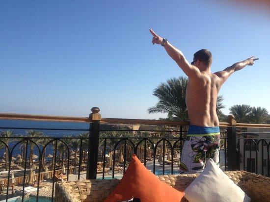 The Grand Hotel Sharm El Sheikh: Reef Bar