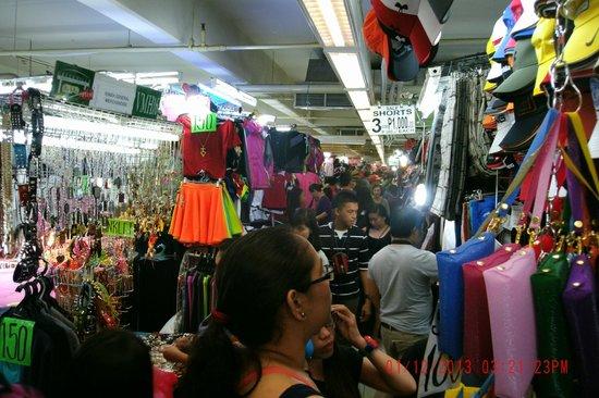 San Juan, Philippinen: Market Pic 1