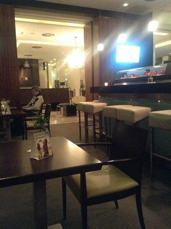 Berlin Mark Hotel: bar