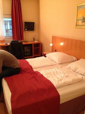 Berlin Mark Hotel: camera