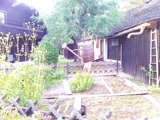 Naturel Hoteldorf Seeleitn: Местный артефакт